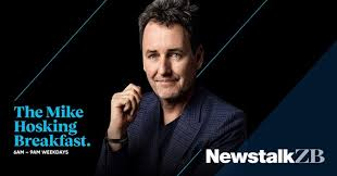 Mike Hosking Newstalk ZB